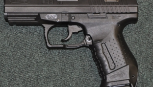Walther P99 As Background