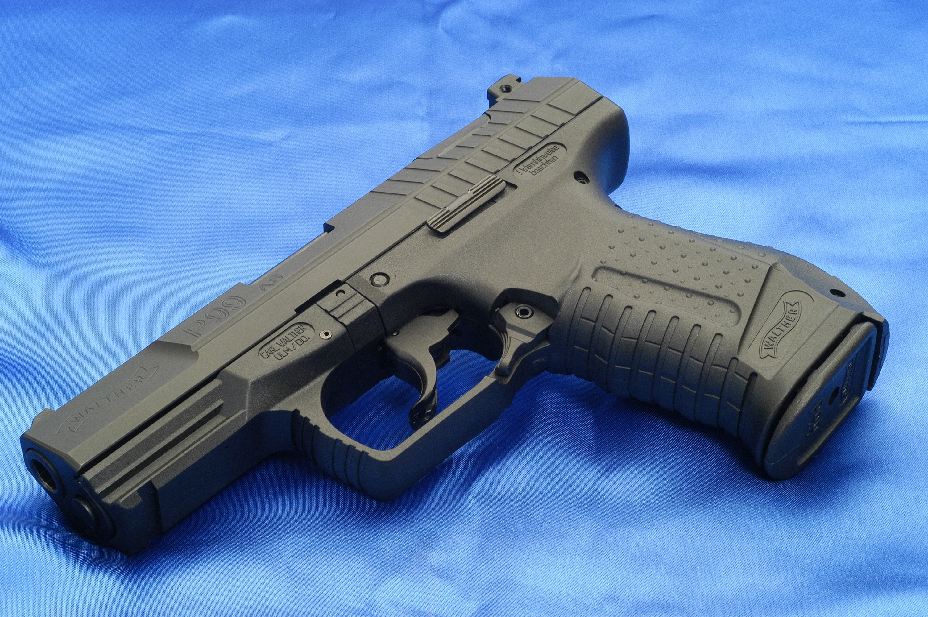Walther P99 As Wallpaper
