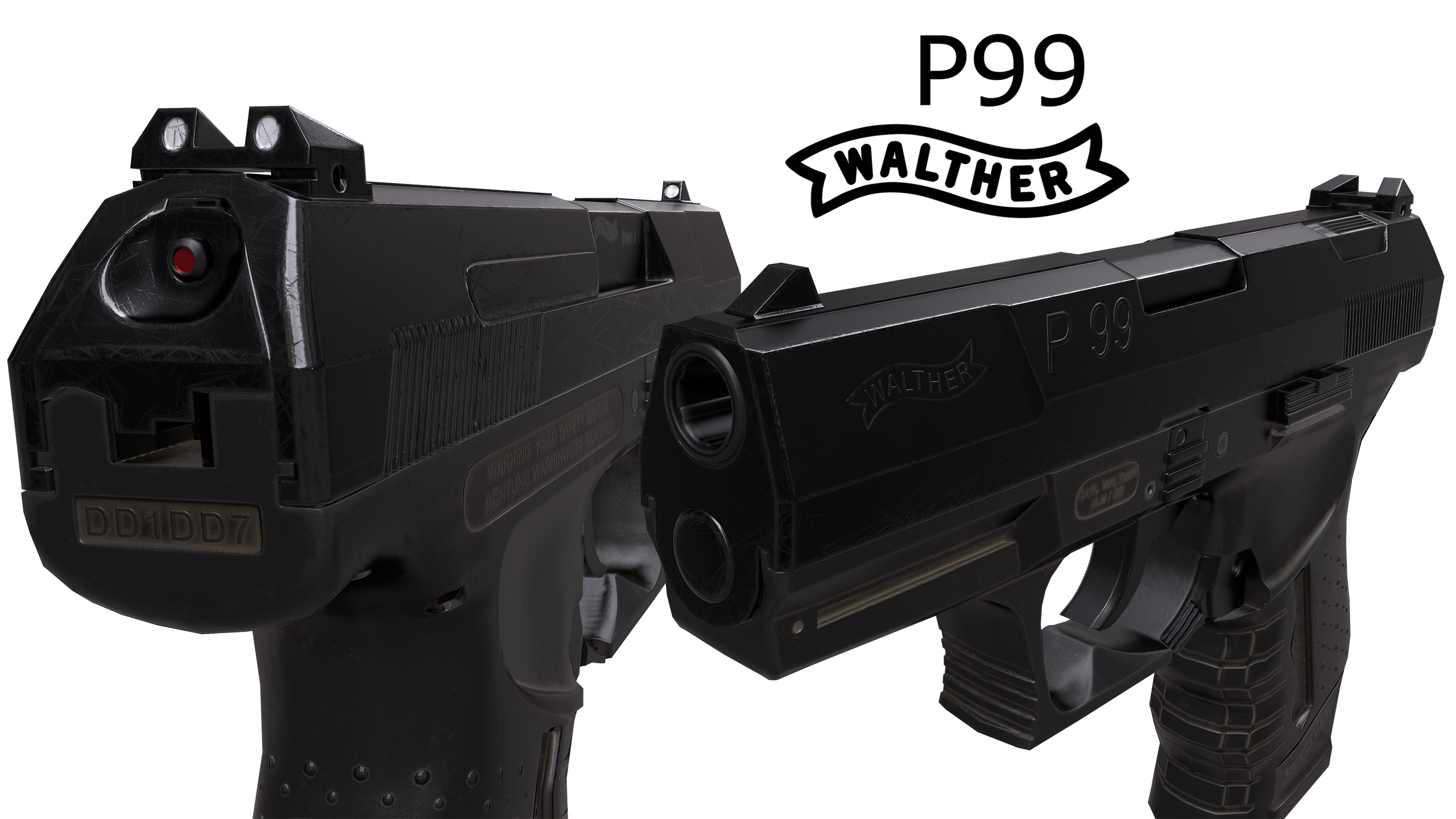 Walther P99 As Wallpapers Hd