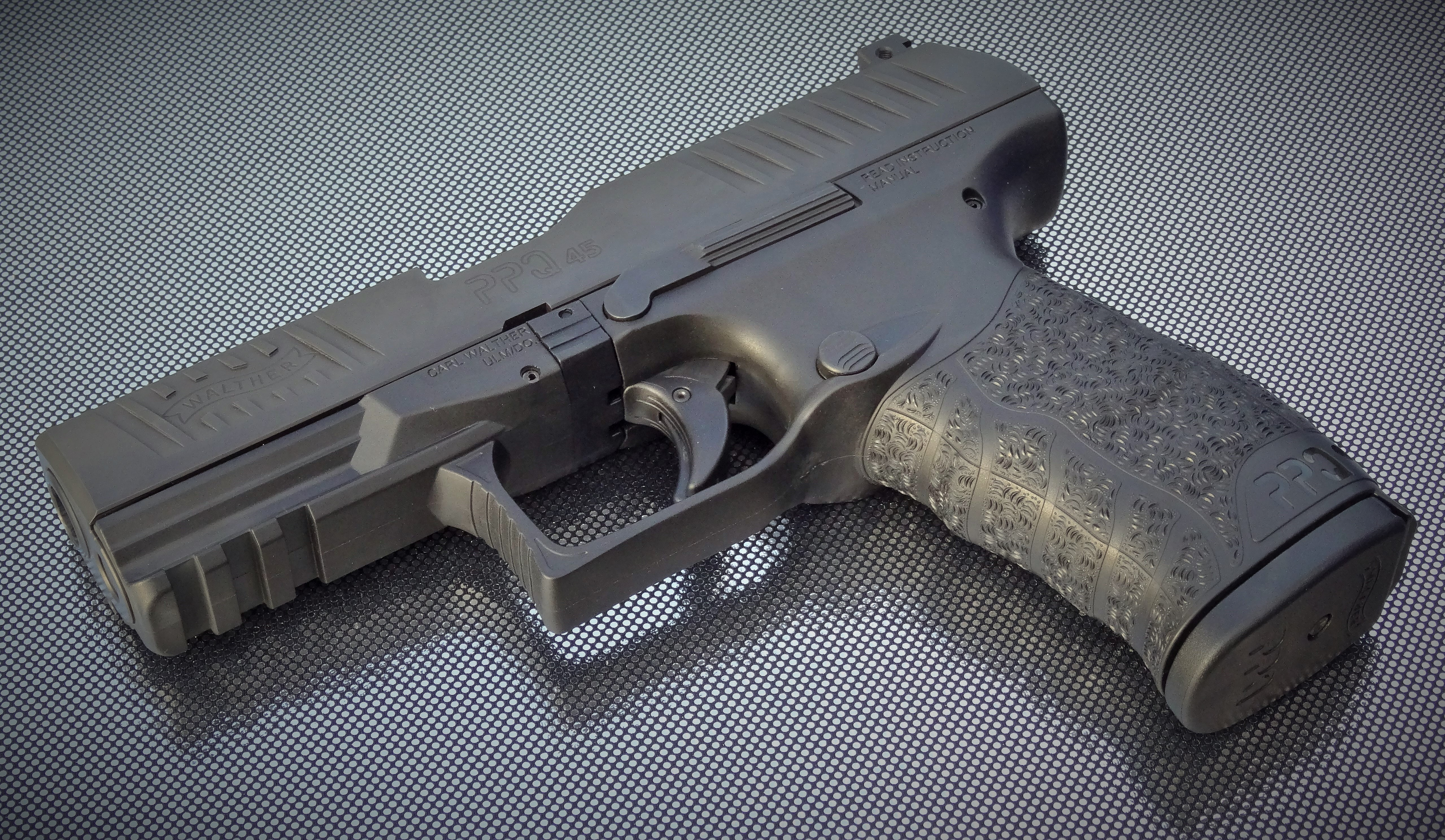 Walther Ppq High Quality Wallpapers