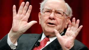 Warren Buffett Widescreen