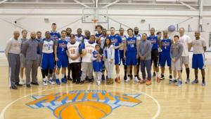 Westchester Knicks Images