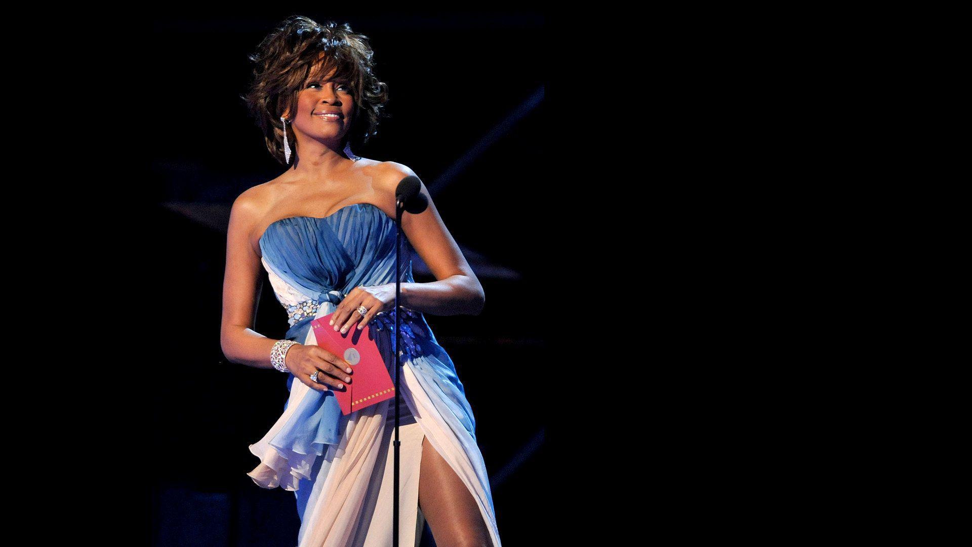 Whitney Houston Background