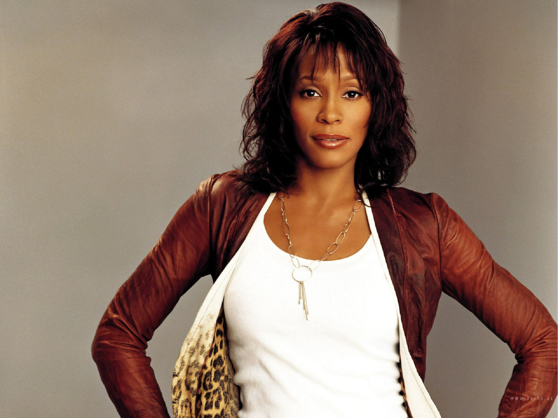 Whitney Houston Desktop