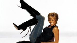 Whitney Houston Hd Background