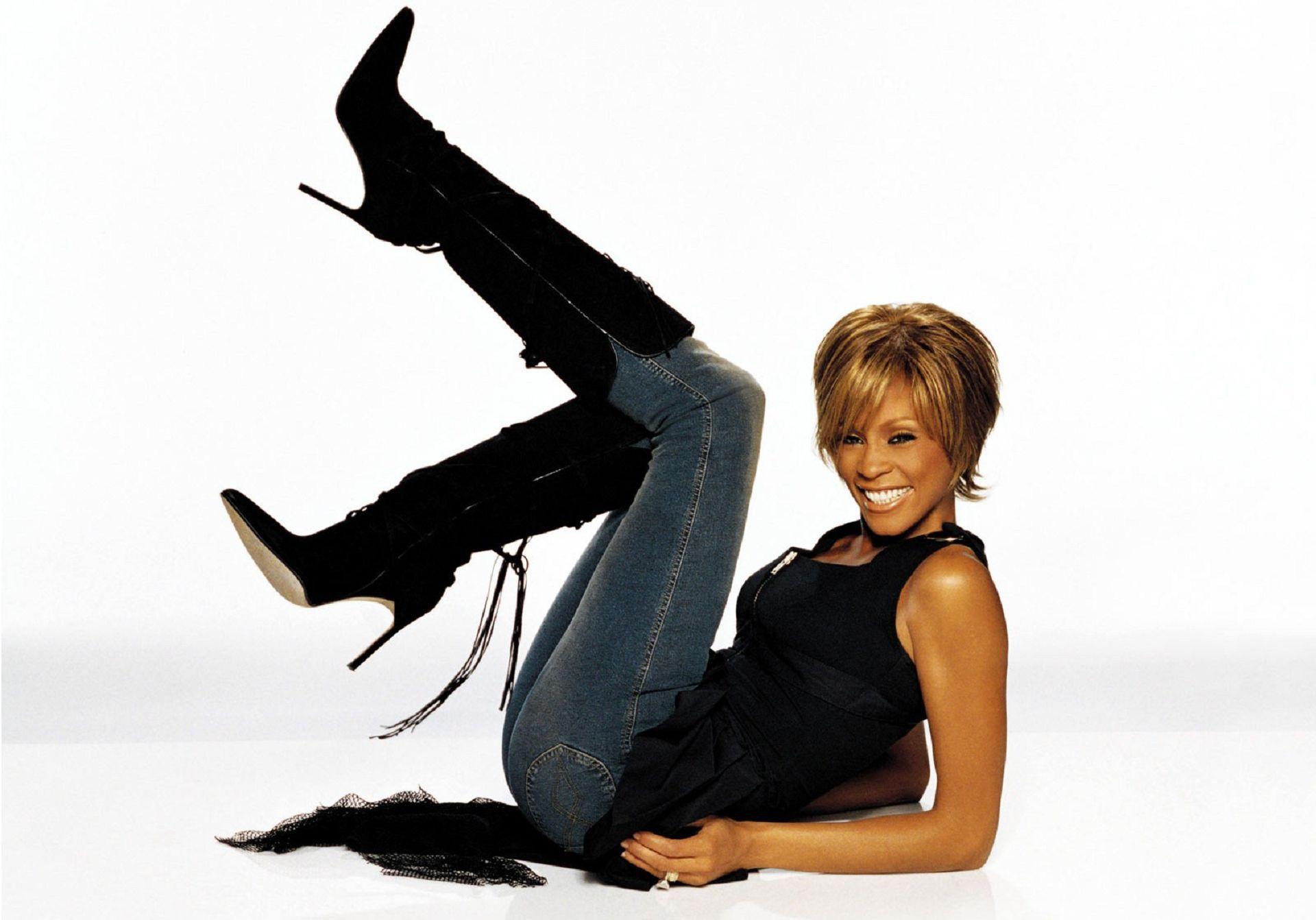 Whitney Houston Hd Background