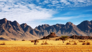 Wind Cathedral Namibia Hd Wallpaper