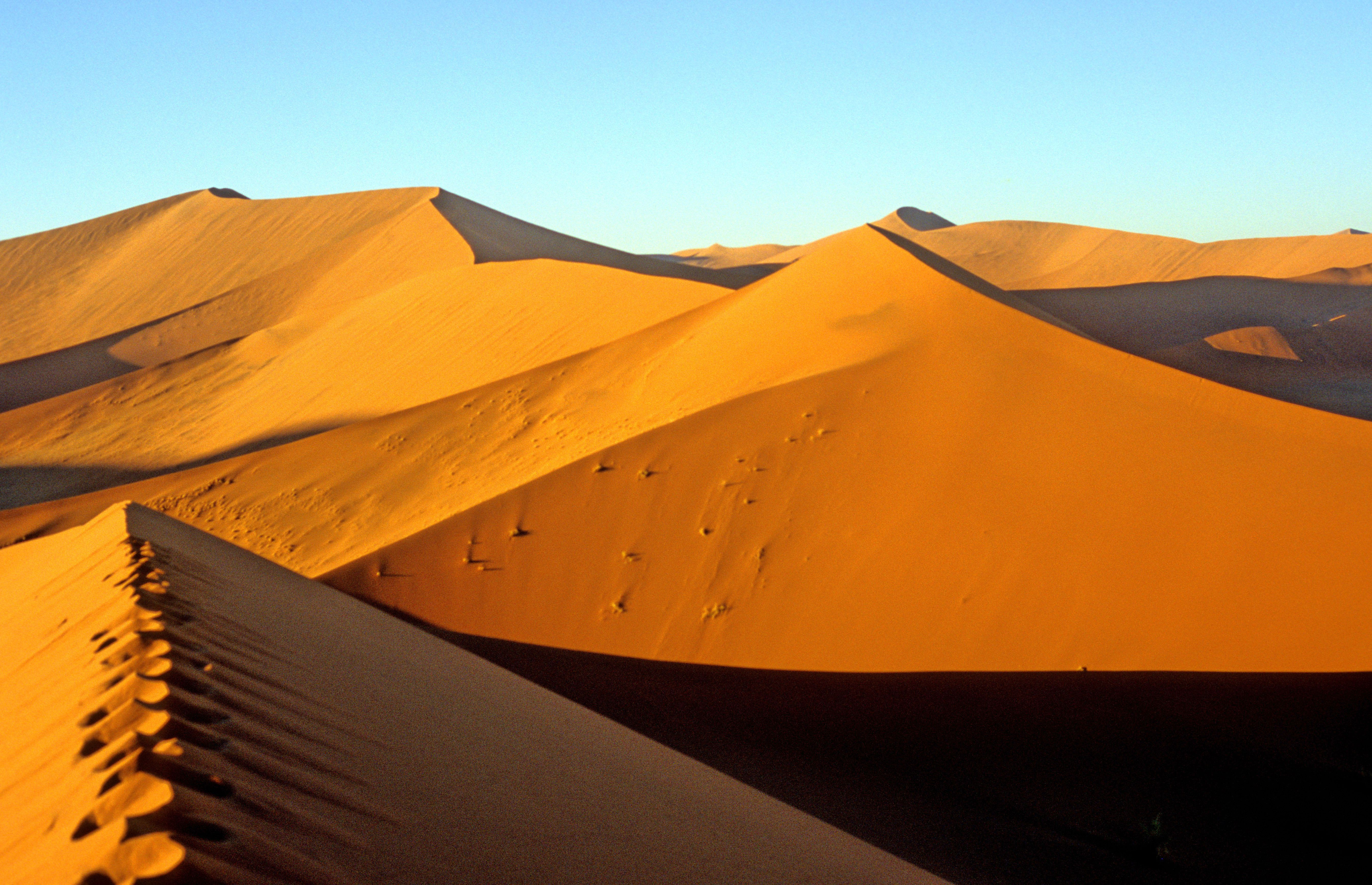 Wind Cathedral Namibia For Desktop