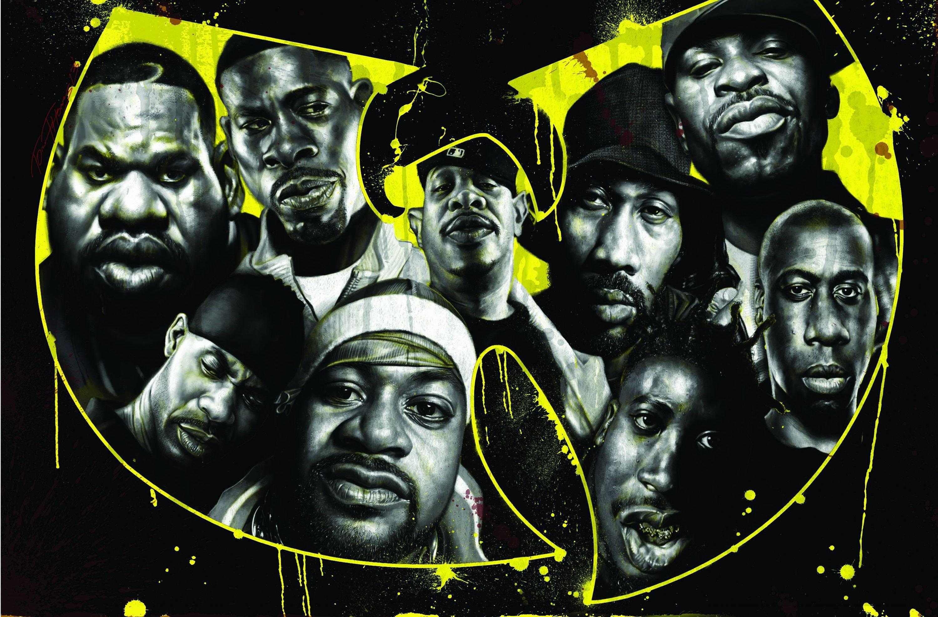 Wu Tang Clan For Desktop