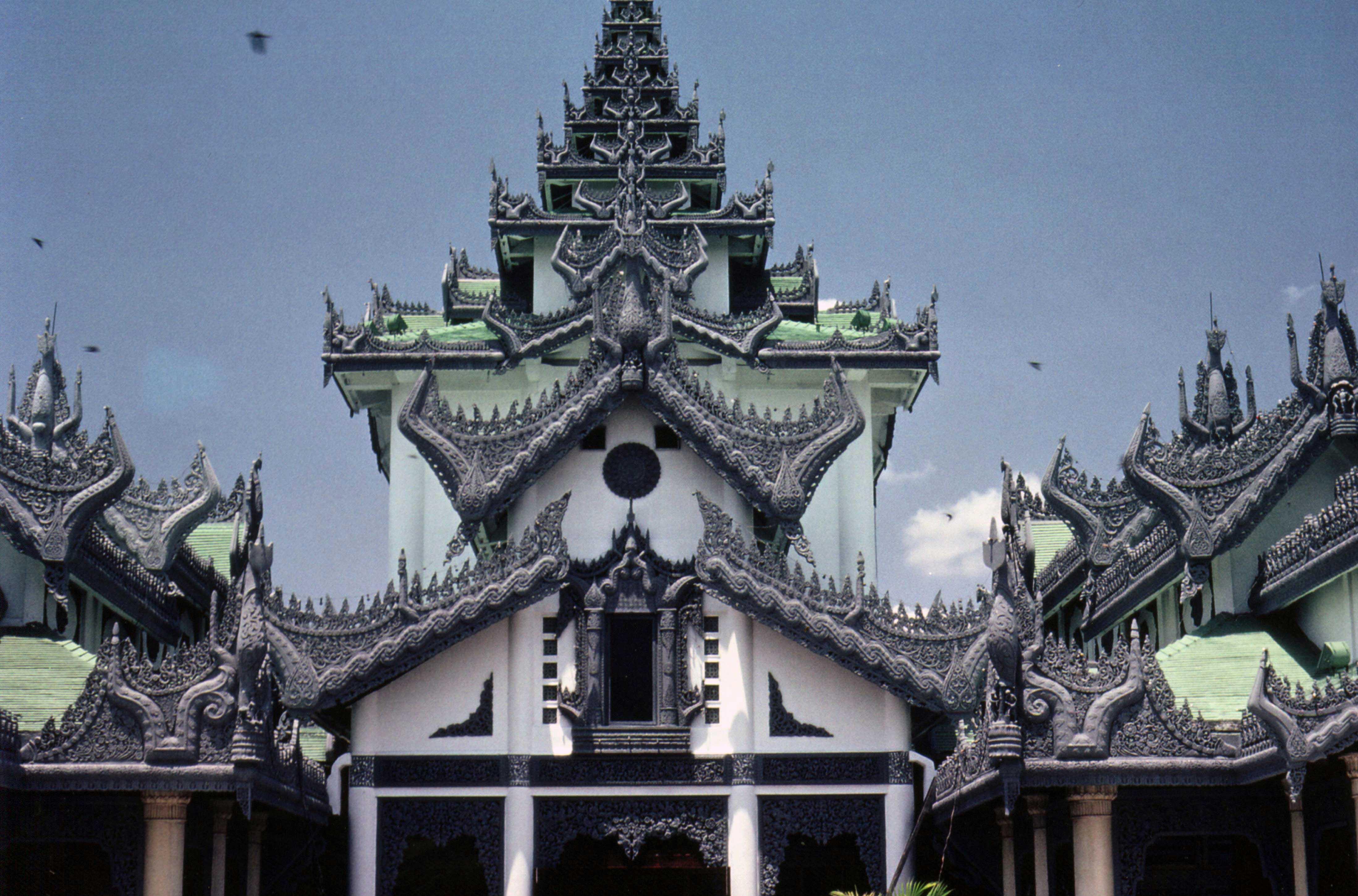 Yangon Background