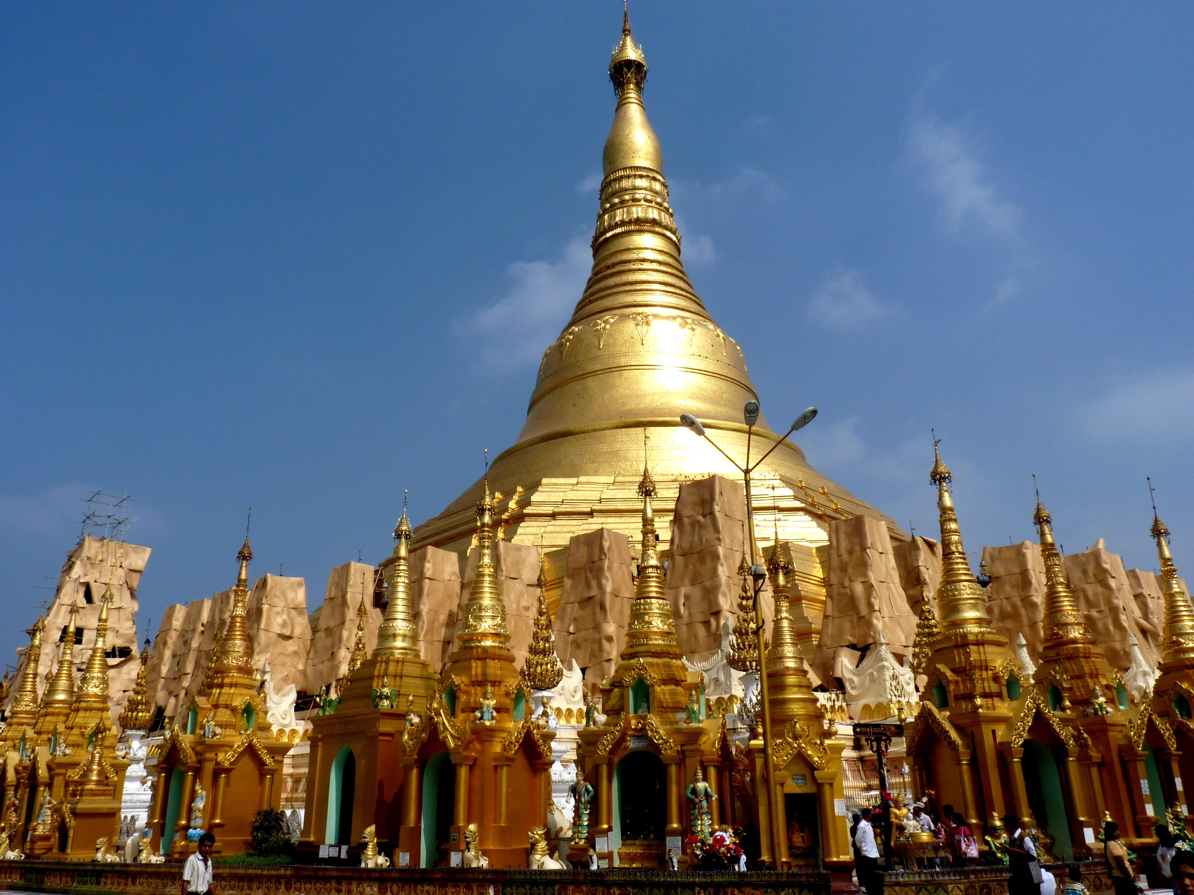 Yangon Computer Backgrounds