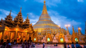 Yangon Hd Background