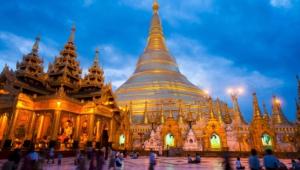 Yangon Hd Background