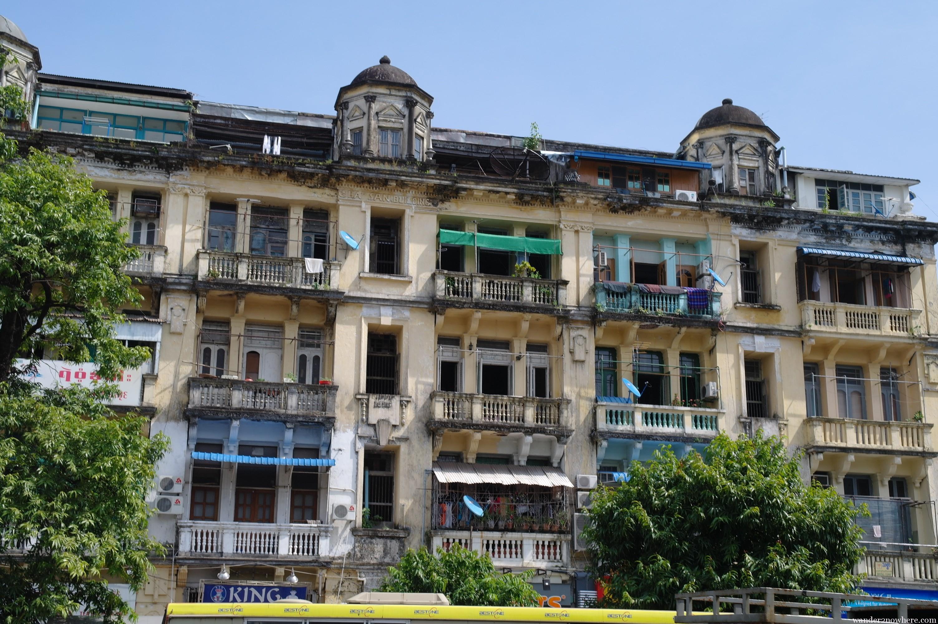 Yangon Hd Desktop