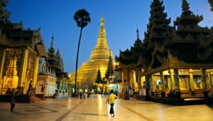 Yangon Hd Wallpaper