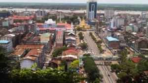 Yangon Widescreen