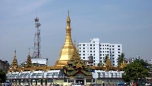 Yangon For Desktop