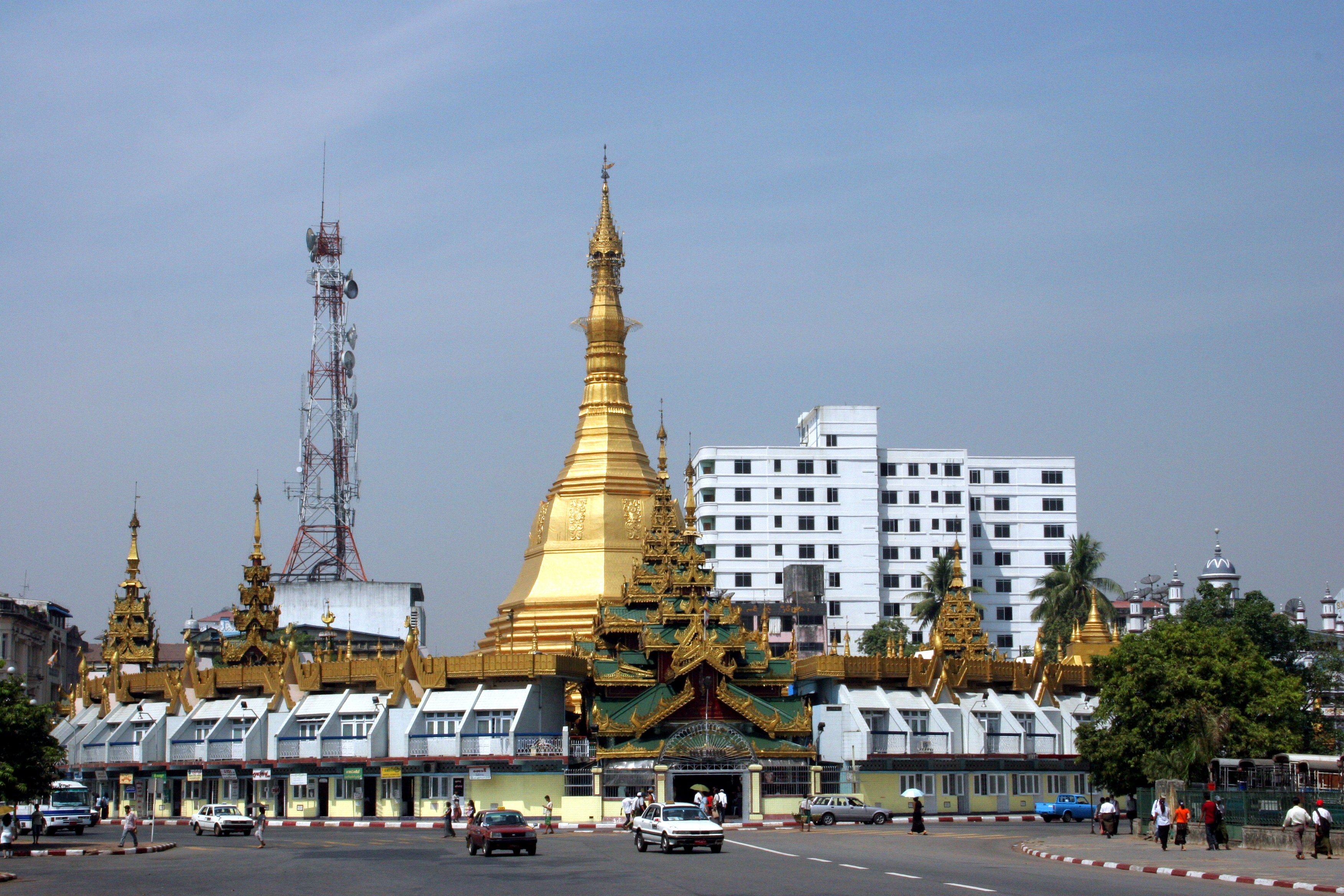 Yangon For Desktop
