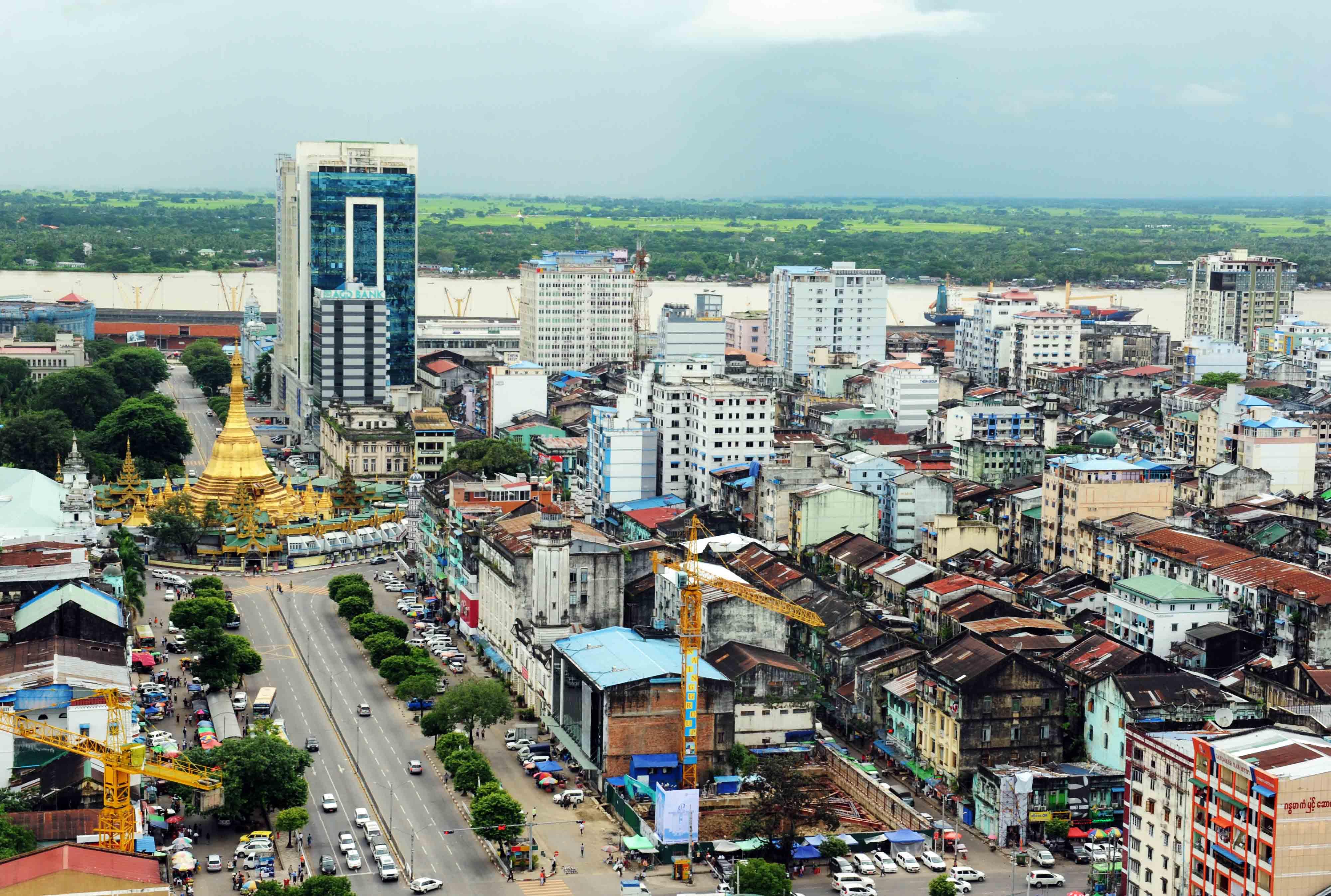 Yangon Full Hd