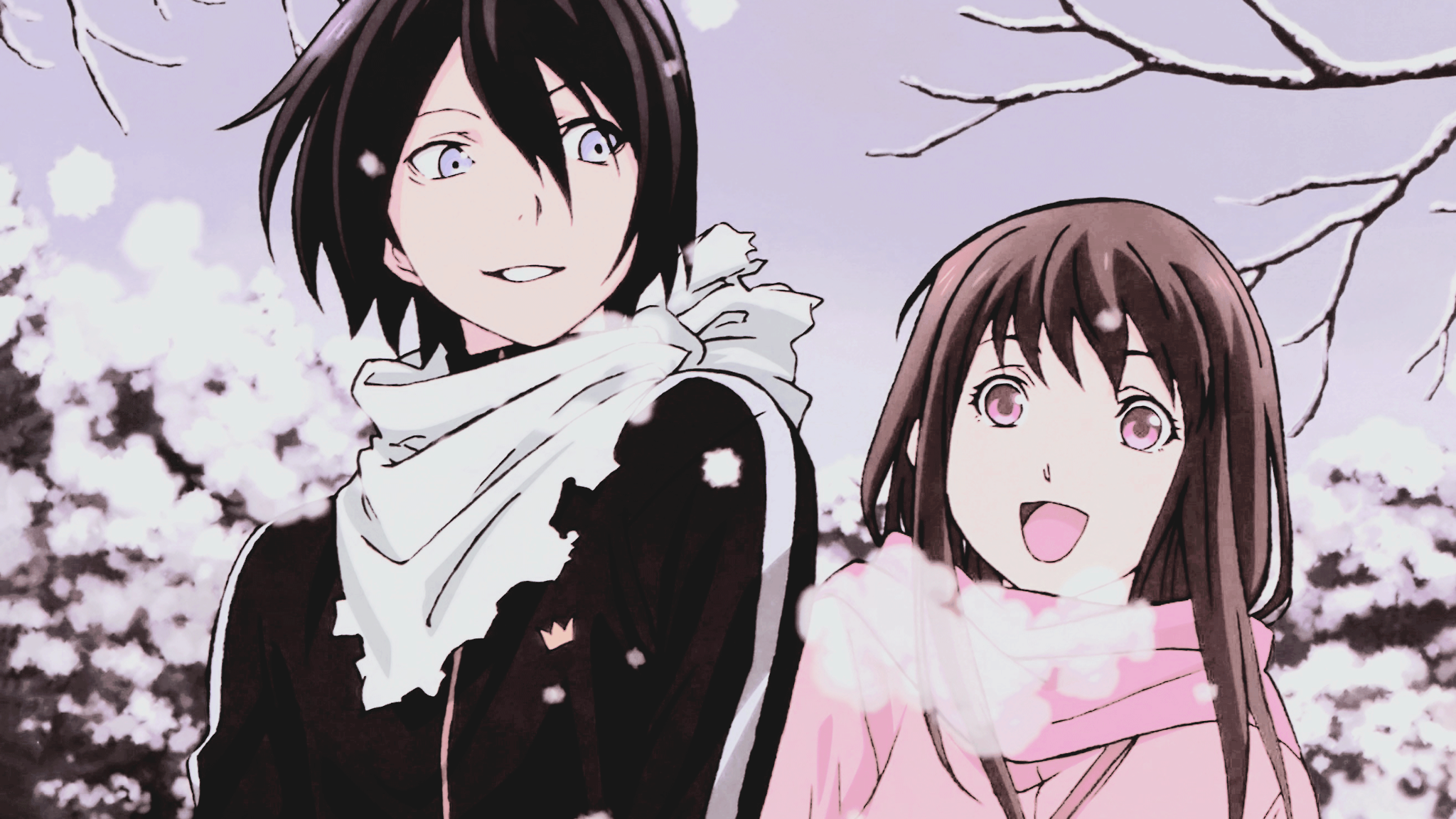 Yato Computer Wallpaper