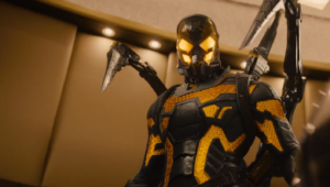 Yellow Jacket Marvel Pictures