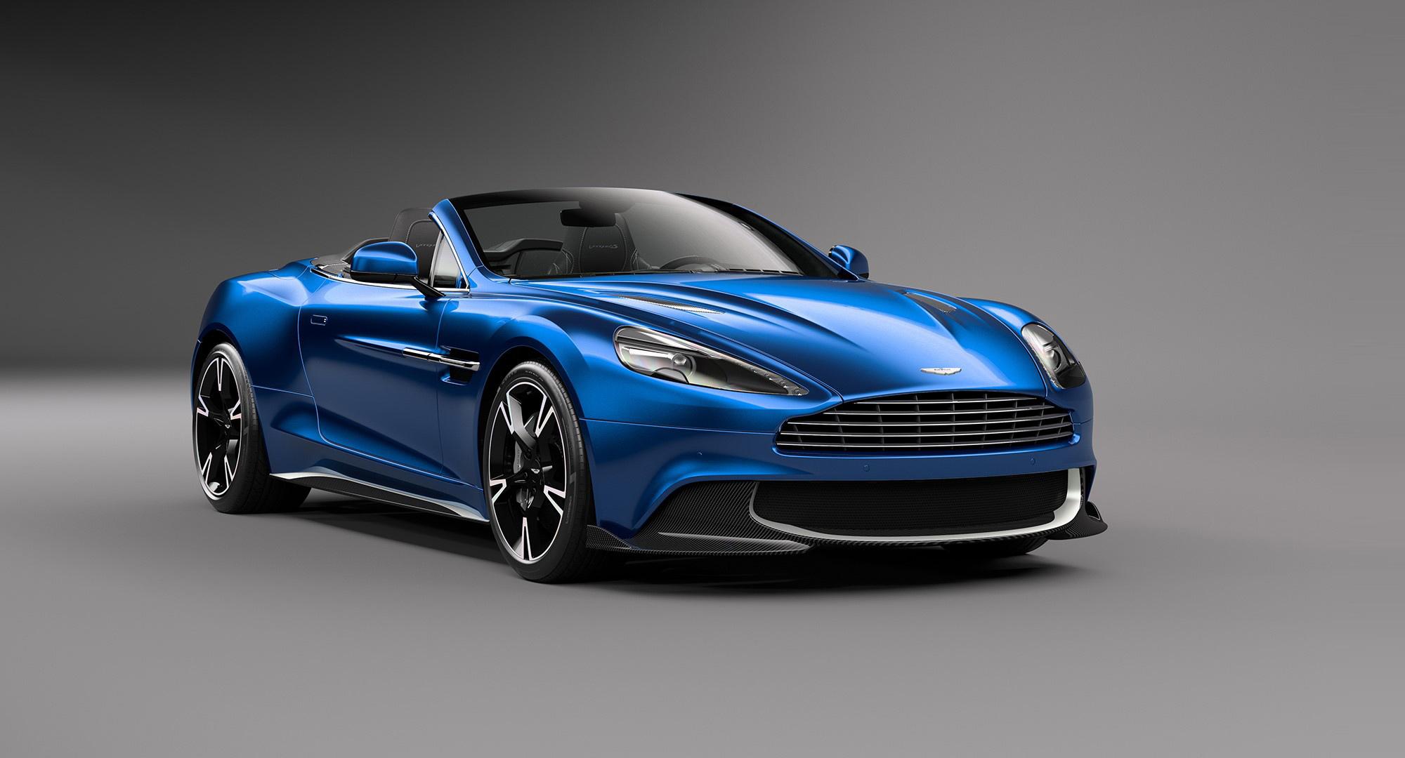 Aston Martin Vanquish S Volante Wallpapers