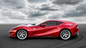 Ferrari 812 Superfast Wallpaper