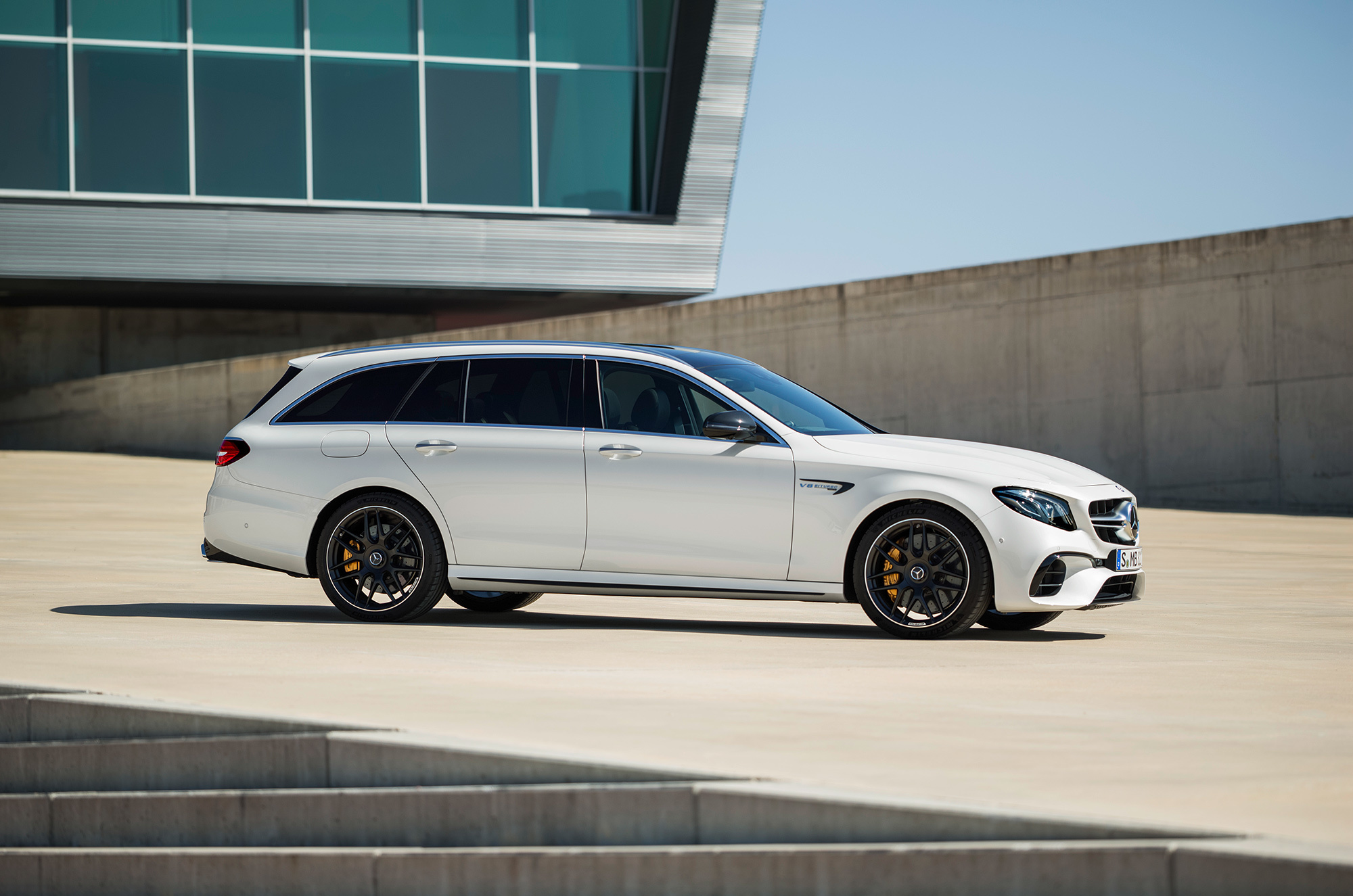 Mercedes AMG E 63 High Definition Wallpapers