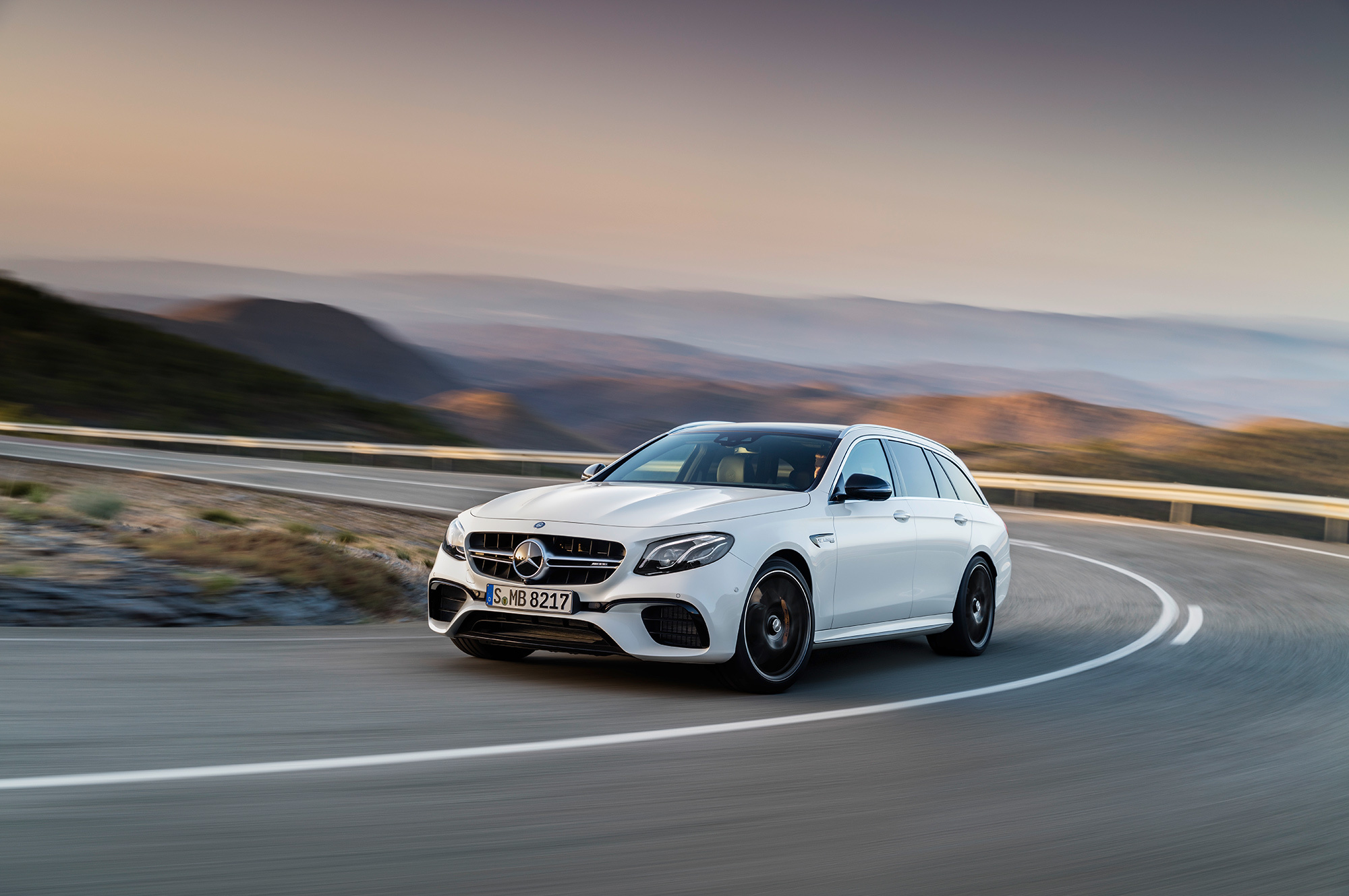 Mercedes AMG E 63 Pictures