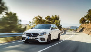 Mercedes AMG E 63 Wallpapers HD