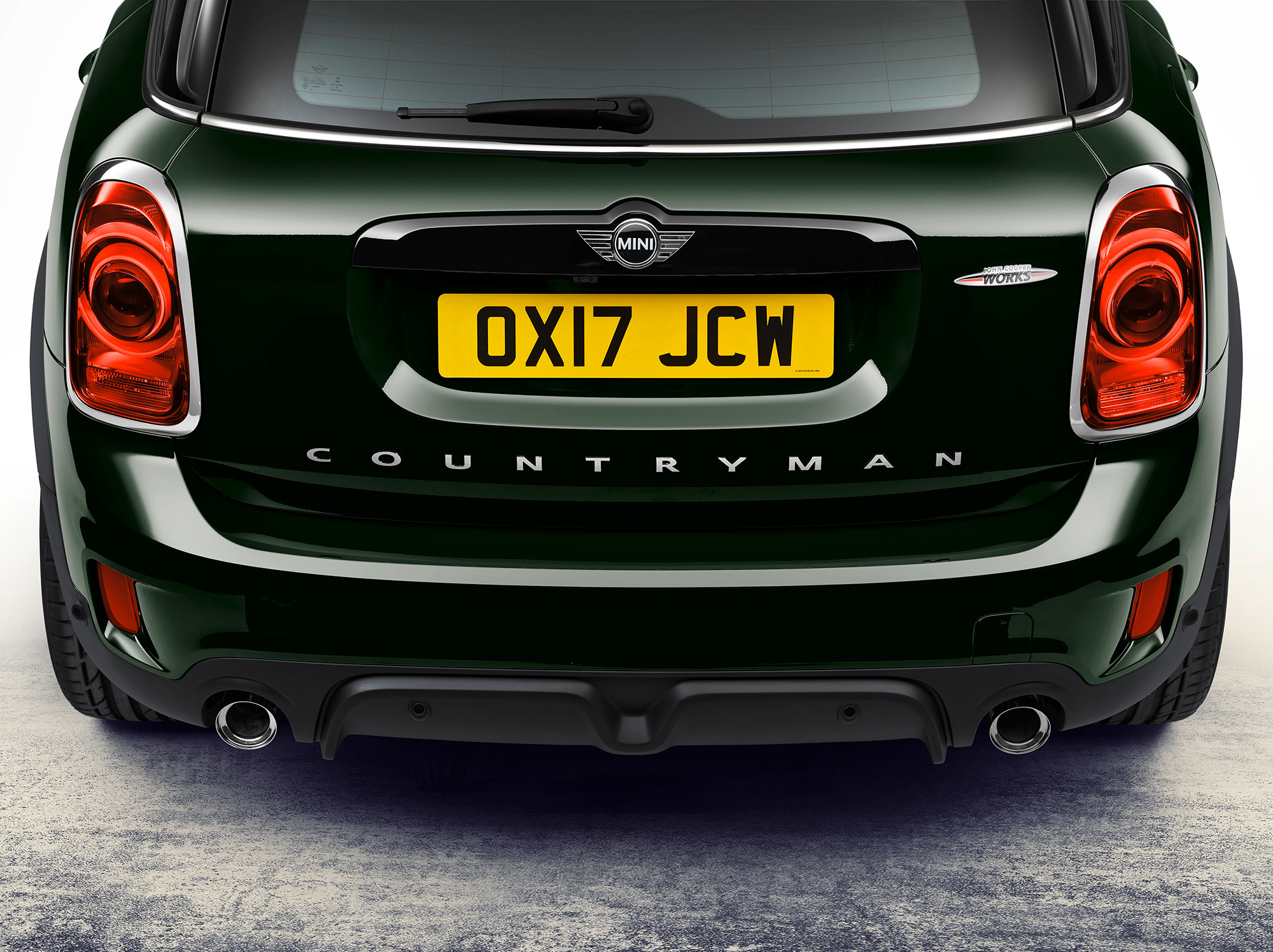 Mini Countryman JCW High Definition Wallpapers