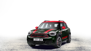 Mini Countryman JCW Wallpapers HD