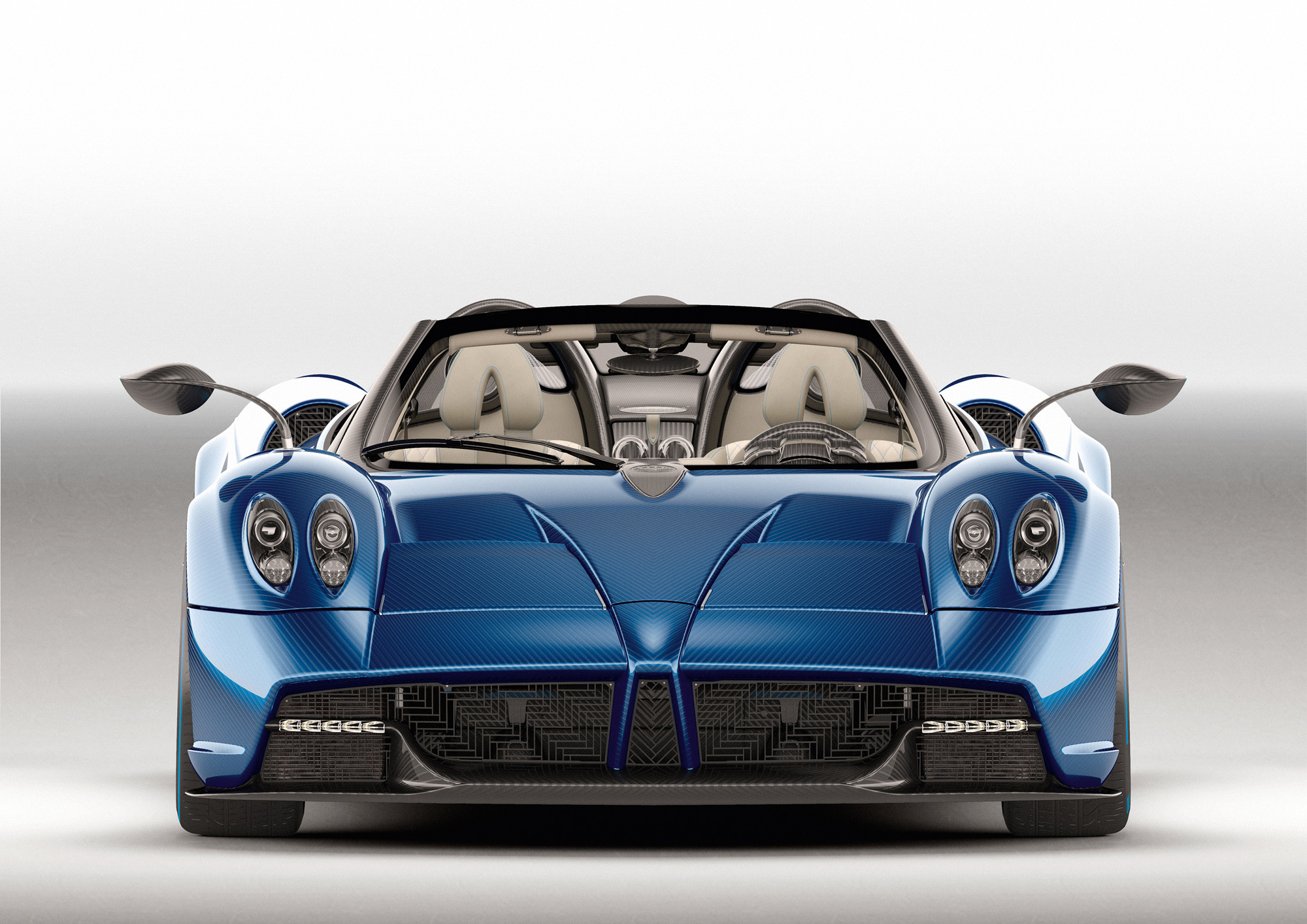 Pagani Huayra Roadster Pictures