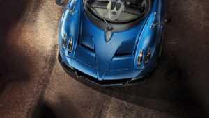 Pagani Huayra Roadster Wallpaper