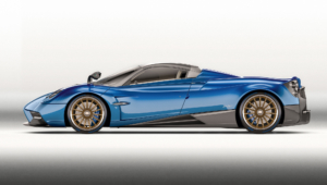 Pagani Huayra Roadster Widescreen