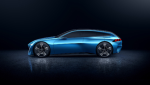 Peugeot Instinct Wallpaper