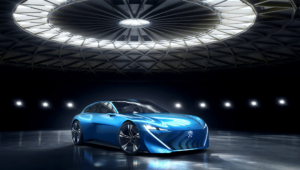 Peugeot Instinct Wallpapers