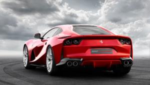 Pictures Of Ferrari 812 Superfast