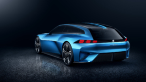 Pictures Of Peugeot Instinct