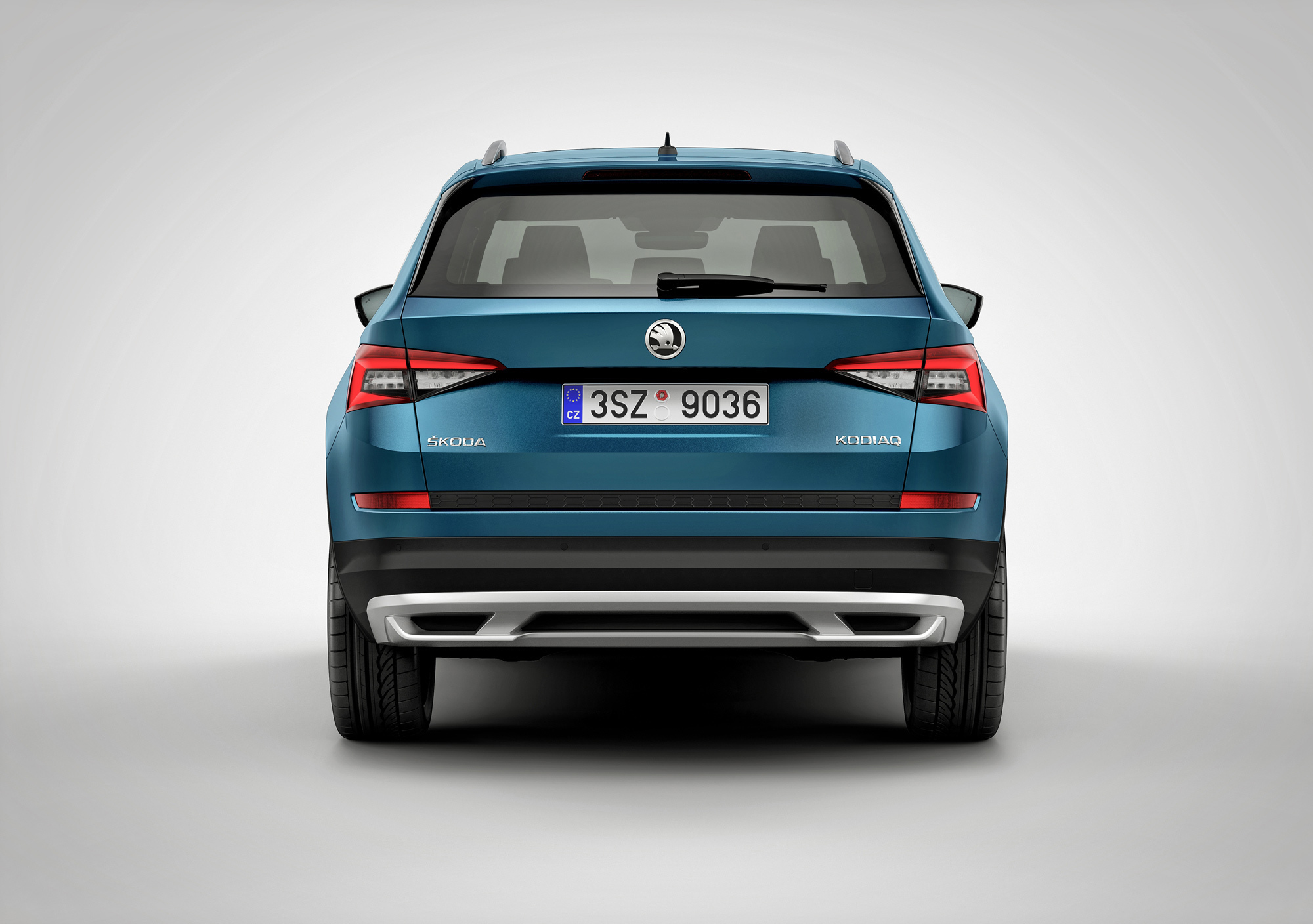 Pictures Of Skoda Kodiaq Scout