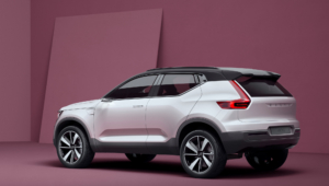 Pictures Of Volvo XC40