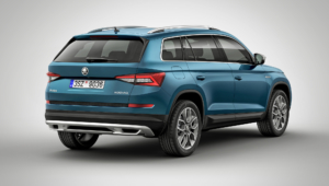 Skoda Kodiaq Scout Wallpapers HD