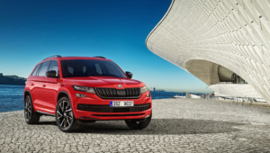Skoda Kodiaq Sportline Wallpapers