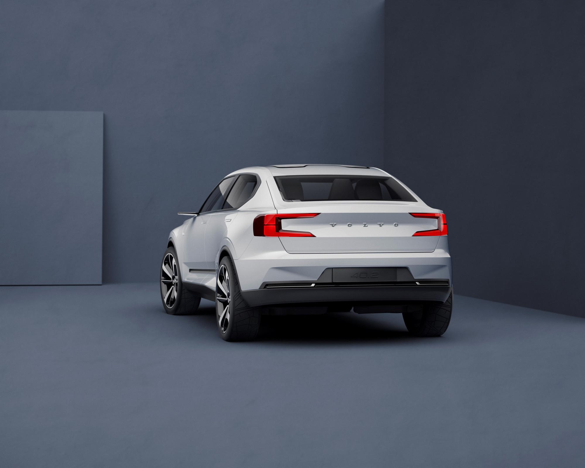 Volvo XC40 HD Wallpaper