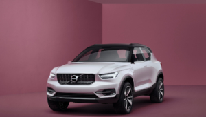 Volvo XC40 Wallpapers