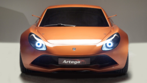 Artega Scalo Superelletra Wallpapers HD