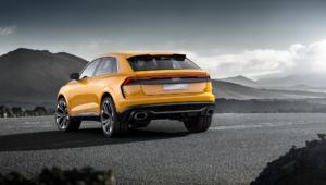 Audi Q8 Sport Pictures