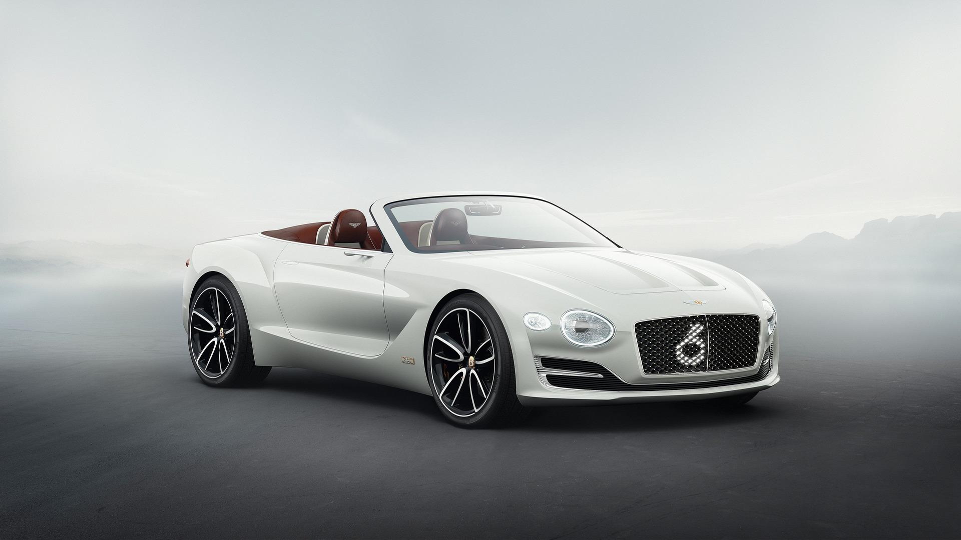 Bentley EXP 12 Speed 6e Wallpapers