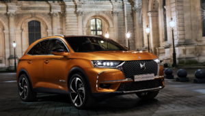 DS 7 Crossback Computer Wallpaper