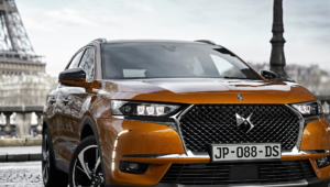 DS 7 Crossback High Quality Wallpapers